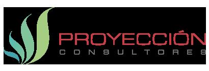 Proyección Consultores Logo